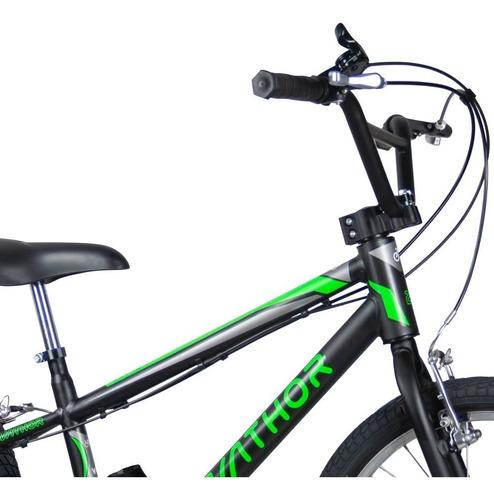 Bicicleta Infantil Nathor Blade Aro 20 Com Marcha