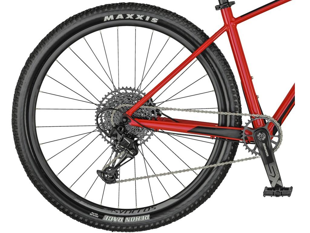 Bicicleta Scott Scale 970 12v