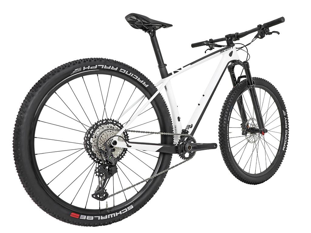 Bicicleta Scott Scale RC 900 Team