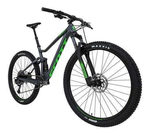 Bicicleta Scott Spark 970 12v