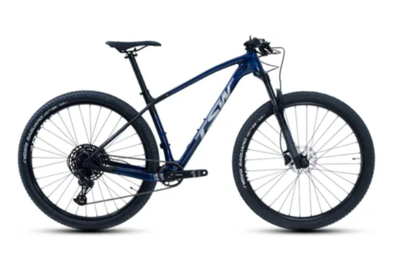 Bicicleta Tsw Evo Quest Fast SX 12v - Quadro Carbono