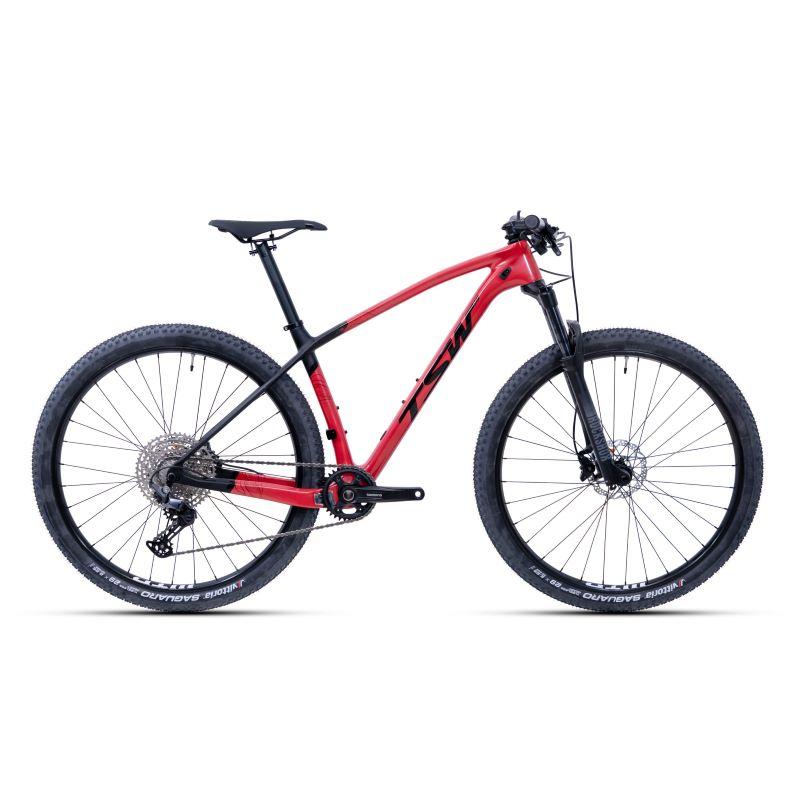 Bicicleta Tsw Evo Quest Starter - Deore 12v - Quadro Carbono