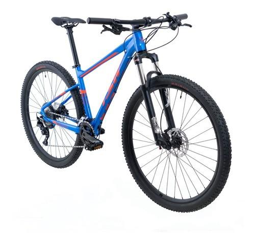 Bicicleta Tsw Hurry Plus - Shimano 12v