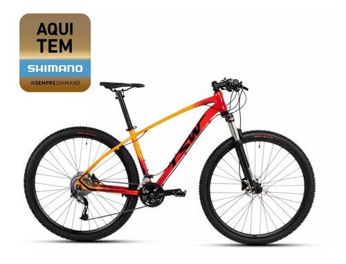 Bicicleta Tsw Jump - Mtb Shimano Alivio 27v