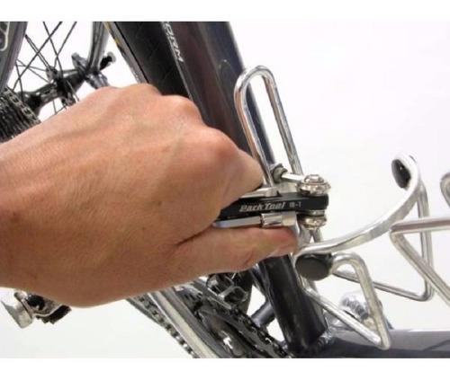 Canivete Kit De Ferramentas Allen Para Bike Park Tool Ib-1