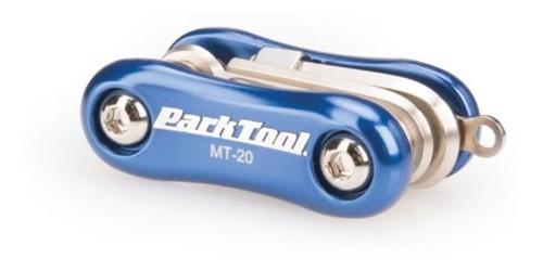 Canivete Park Tool Mt-20 Ferramenta 9 Funções Allen Conjunto