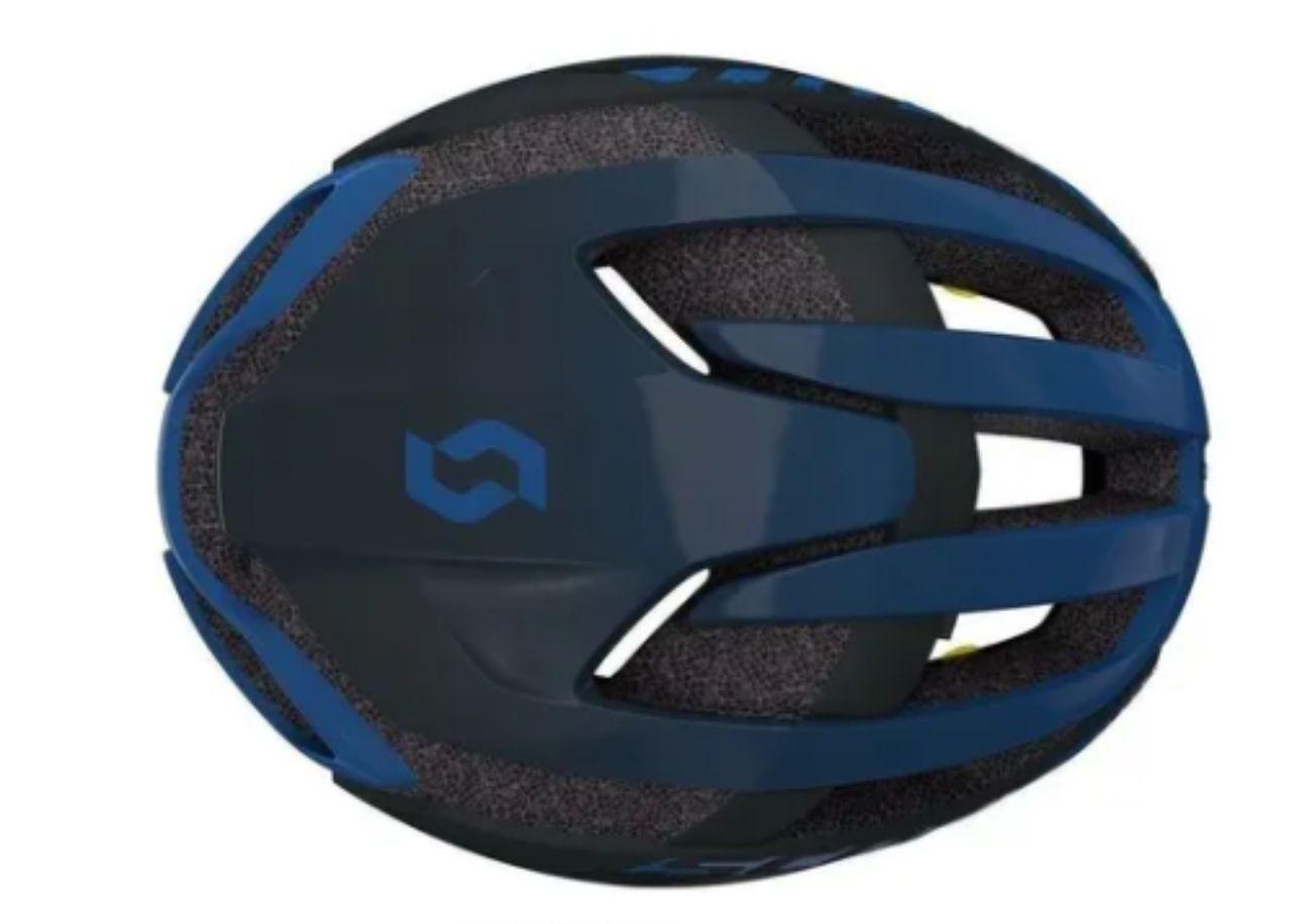 Capacete Mtb Scott Centric Plus (ce) - Azul