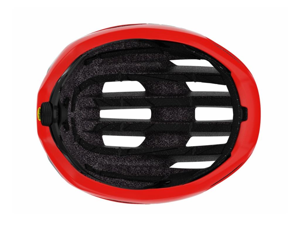 Capacete Mtb Scott Centric Plus (ce) - Vermelho