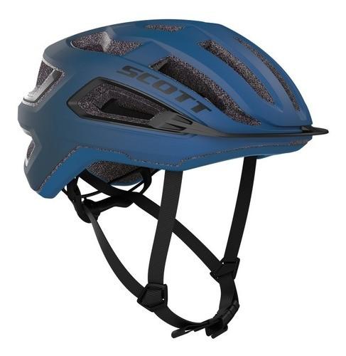 Capacete Scott Mtb Arx (ce) 2020 - Azul