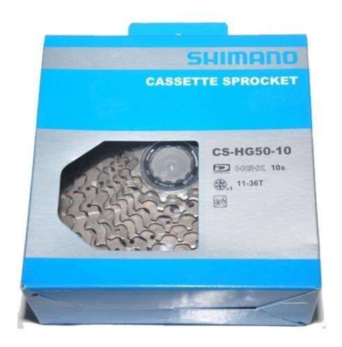 Cassete Shimano Deore 10v Hg50 11-36d