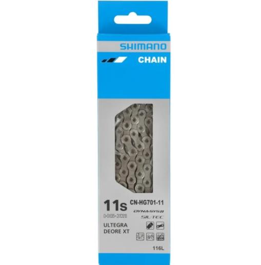 Corrente Shimano CN- HG701 11v 116 Elos Ultegra Deore XT
