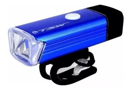 Farol Bike Tsw 180 Lumens Sinalizador Lanterna Led