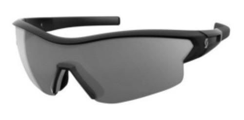 Óculos Scott Leap Preto Bri + 3 Lentes (cz/trans/vm Ampli)