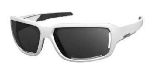 Óculos Scott Obsess Acs Branco Fosco + Lente Cinza + Estojo
