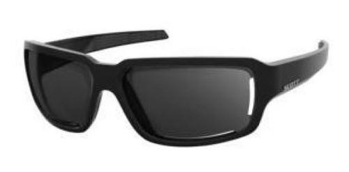 Óculos Scott Obsess Acs Preto Fosco + Lente Cinza + Estojo