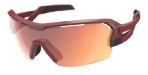 Óculos Scott Spur Ls Vm Esc C/ 2 Lentes (vm / Tran) + Estojo
