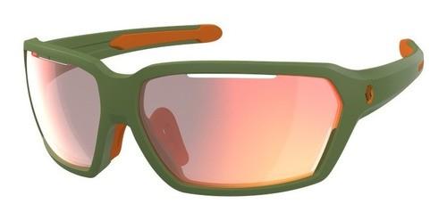 Óculos Scott Vector Vd Fos Com Lente Vm Esp Ampli E Estojo