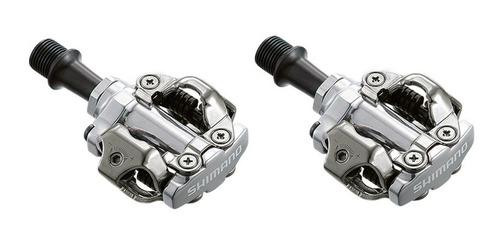 Pedal Shimano Pd-m540 Mtb Com Taquinho