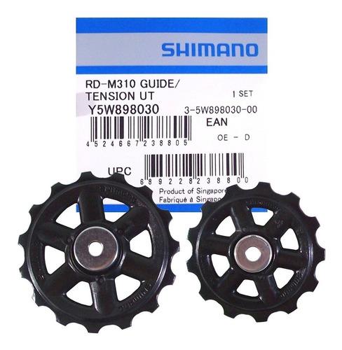 Roldanas P/ Câmbio Shimano Altus Rd M310 8v