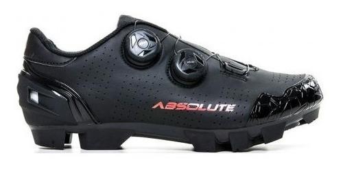Sapatilha Ciclismo, Bike, Mtb Absolute Prime Boa