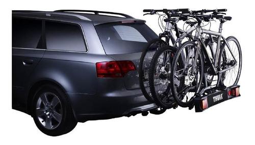 Suporte P/ 3 Bicicletas P/ Engate Thule Rideon 9503