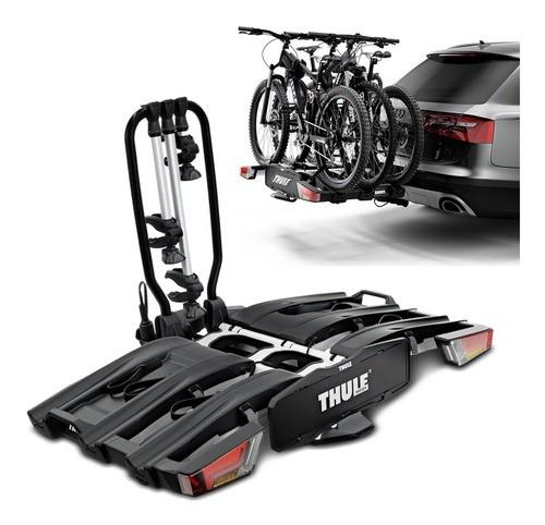 Transbike Suporte 3 Bikes Engate Thule Easyfold Xt 934