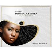 Penteados Afros - Trança Nagô e Box Braid