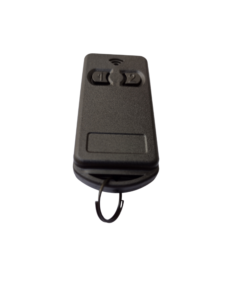 100 Controles Para Portão Eletrônico 299 Mhz Com Pilha