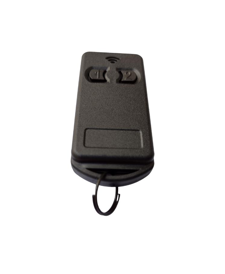 12 Peças Controle Para Portão Eletrônico 299 Mhz Com Pilha