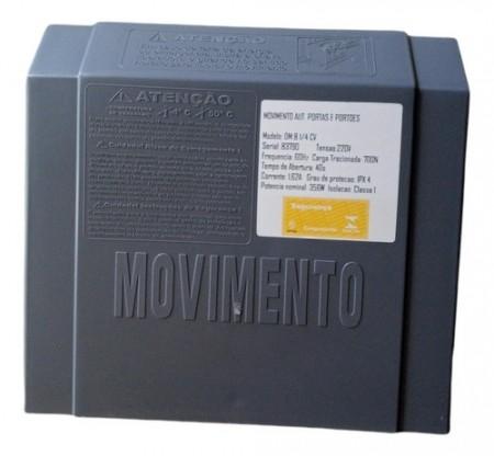Capa Para Motor Deslizante Movimento DM08