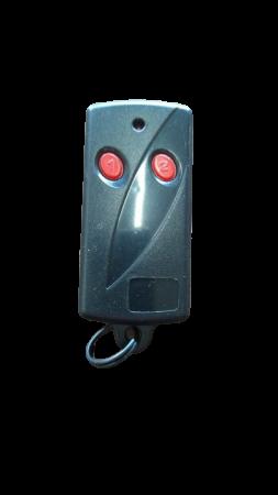 Controle Remoto Para Portão Eletrônico 433 Mhz com Pilha