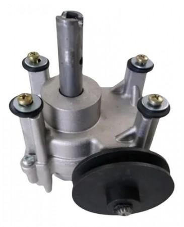 Redutor e Motor Com Capacitor Para Portão Eletrônico Celtron
