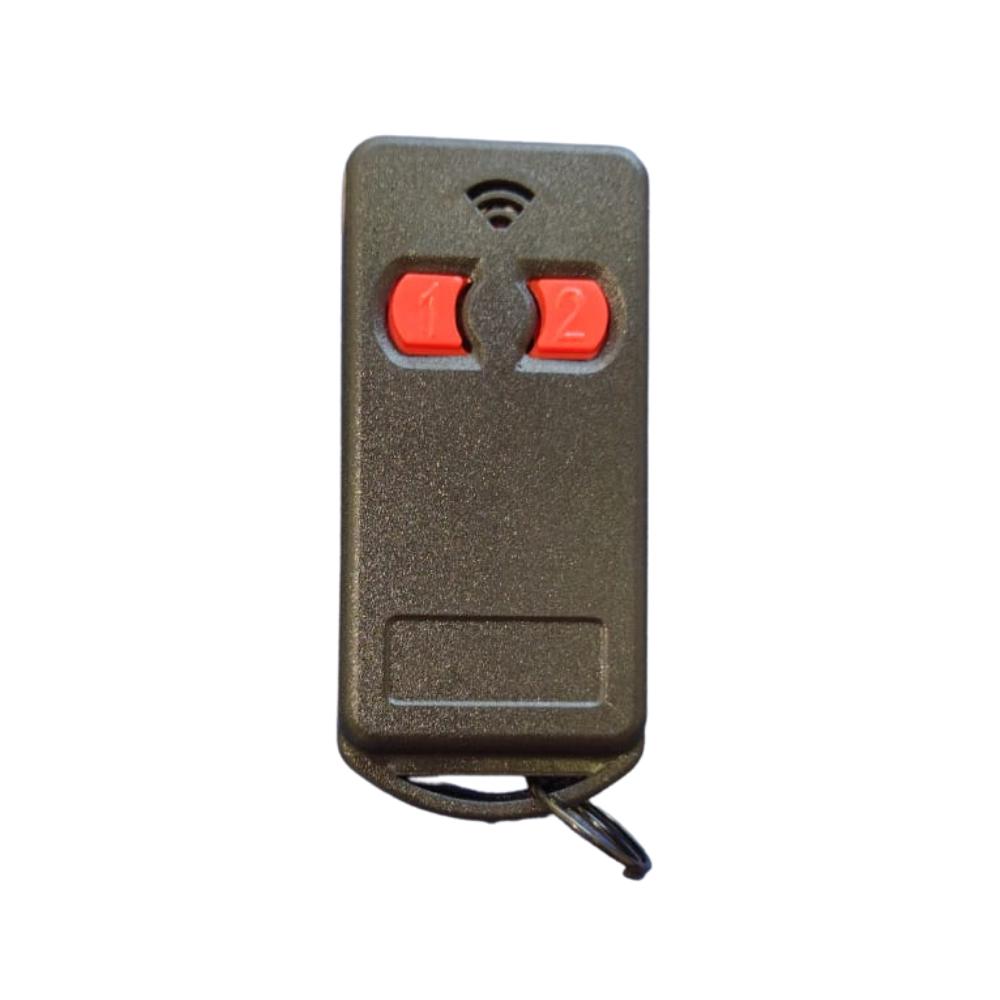5 Controles Remoto 433 Mhz Para Portão Eletrônico Alarme