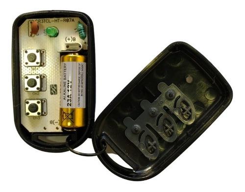 5 Controles Remoto Copiador Portão Garagem 299mhz Criitec