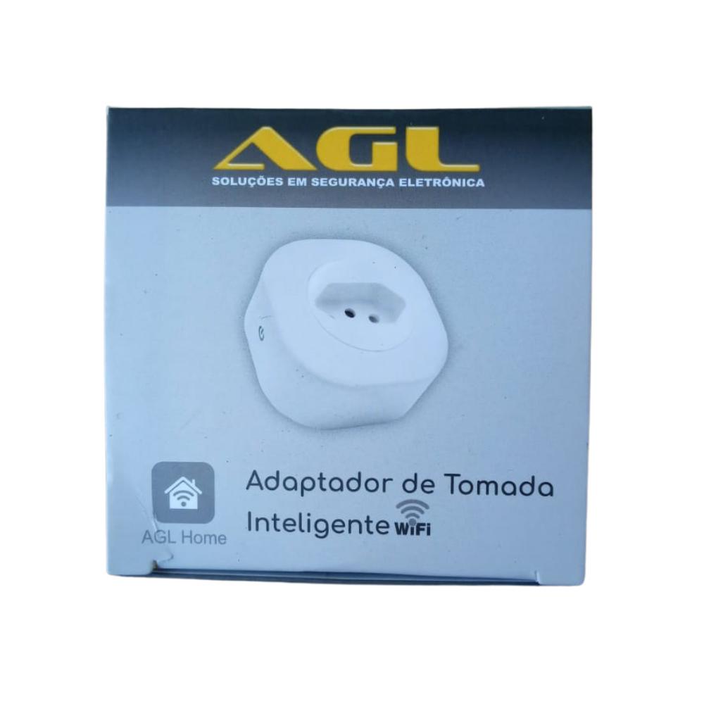 Adaptador de Tomada Inteligente WiFi Bivolt