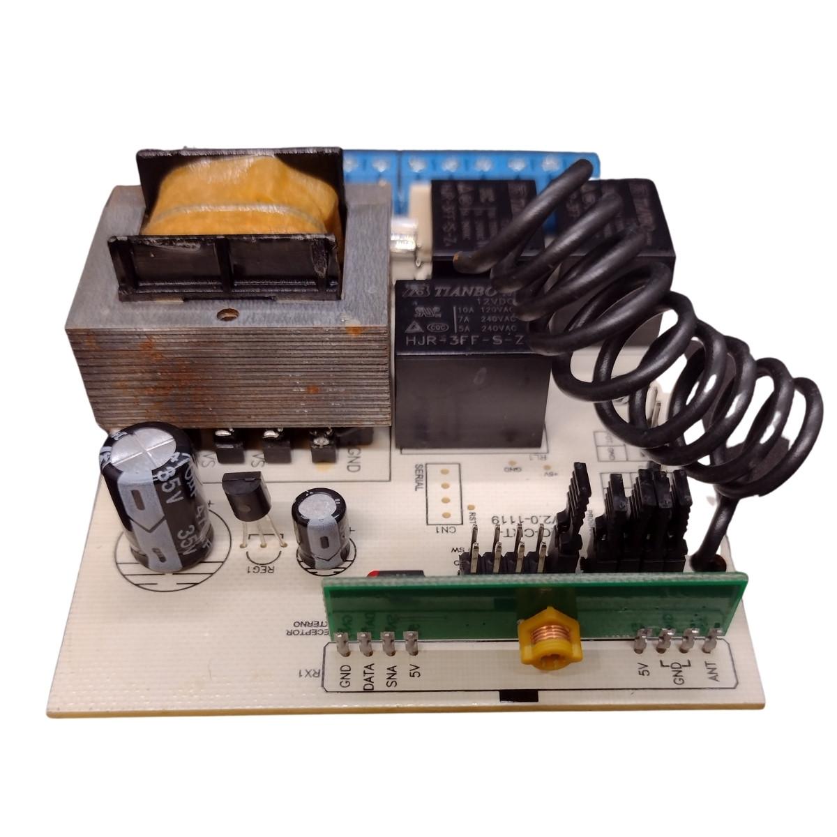 Automatizador Quadro de Comando e Capacitor 15uF