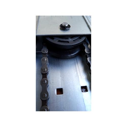 Calha de 1,35 mts Completa Para Motor Basculante Celtron