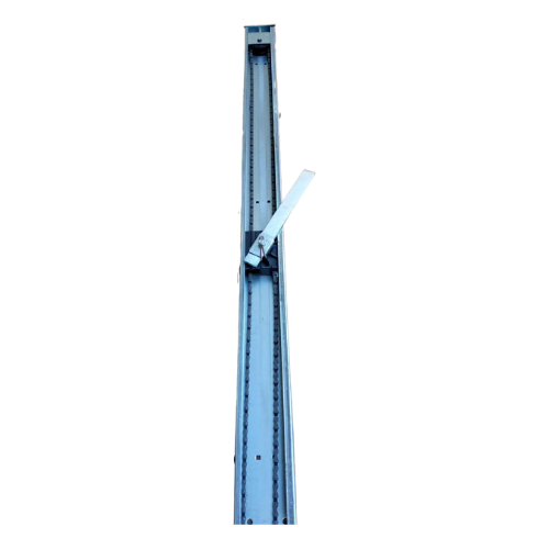 Calha de 2,50 mts Completa Para Motor Basculante Celtron