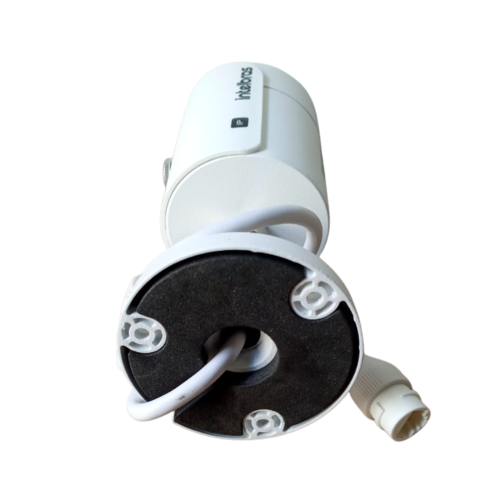 Câmera Intelbras Ip Bullet Alcance 30mts 1 Mp Hd720p Ip67
