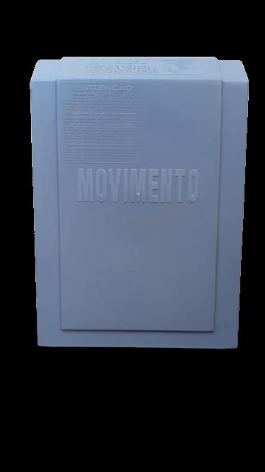 Capa Proteção para Motor Bm10 Movimento Tampa Frontal Original