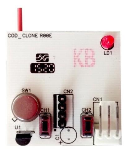 Cod Light/tx Car Fixo 299mhz Codificação Por Corte De Trilha