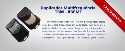 Controle Duplicador Mastertec 8 Funções Multifrequência