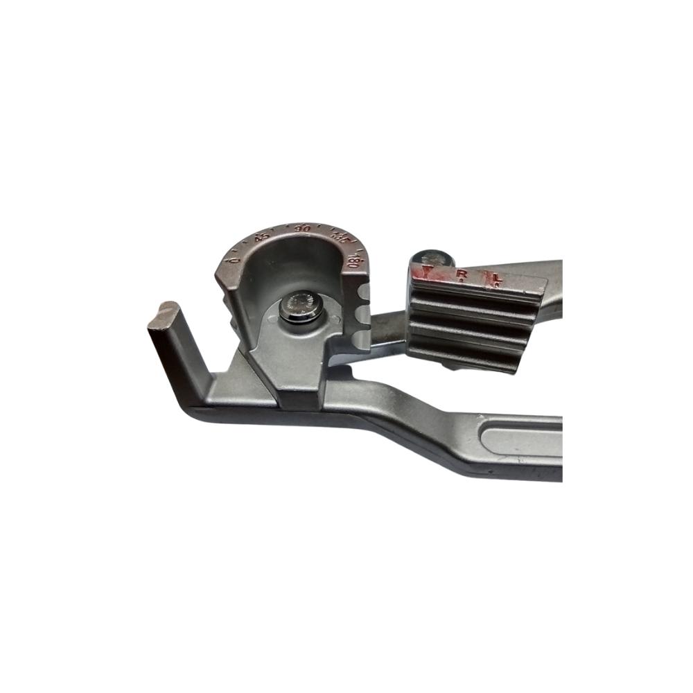 Curvador De Tubos Cobre Alumínio 1/4 5/16 3/8 Eos 180°