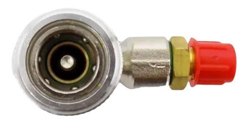 Engate Rápido Alta Pressão Gás Eos Qc19h Conexão 1/4 Sae