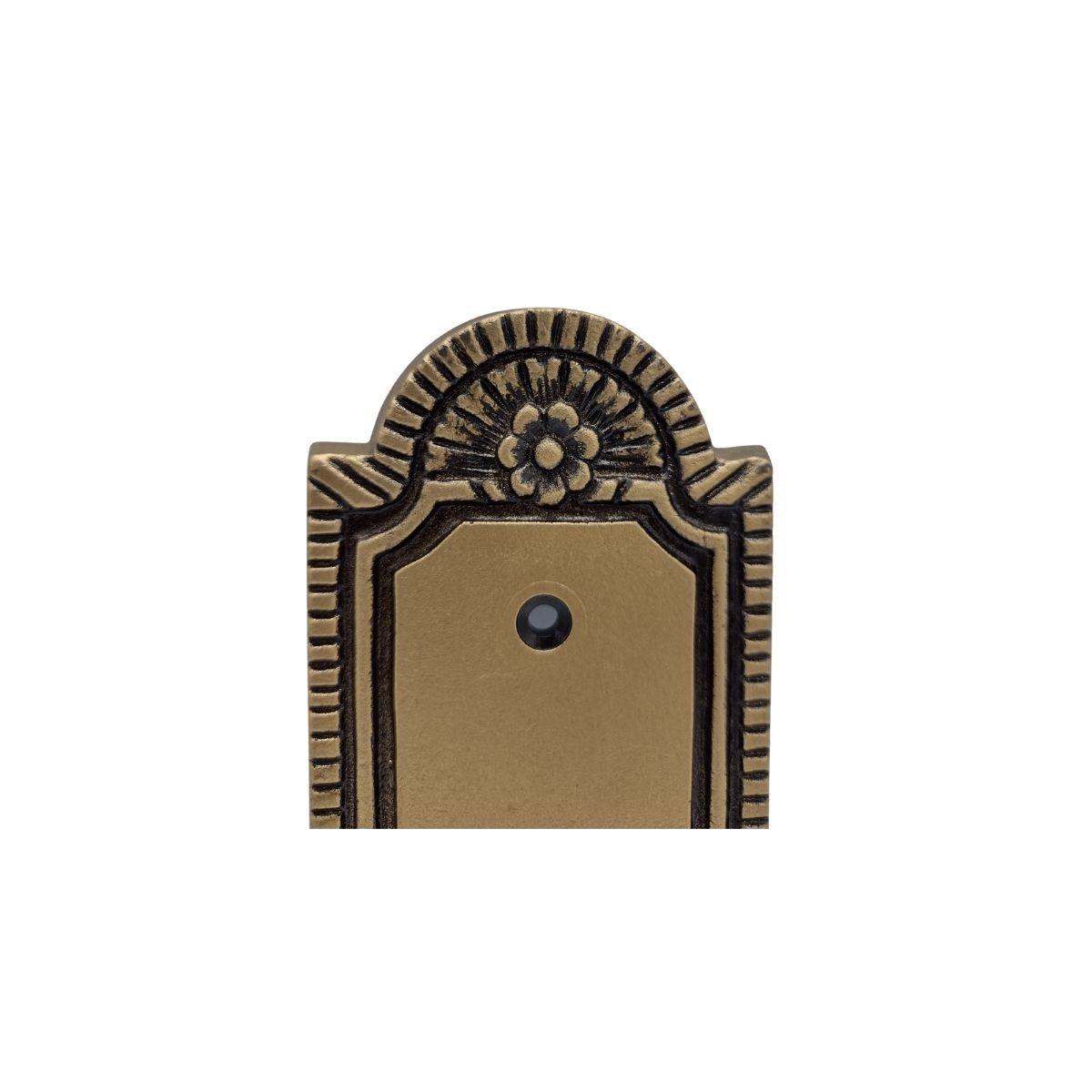 Espelho Decorativo Colonial Vintage RetrôCega 4x2