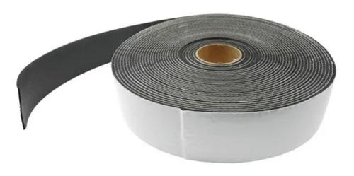 Fita Borracha Elastomérica Nbr Rolo 45mmx10m Ar Condicionado