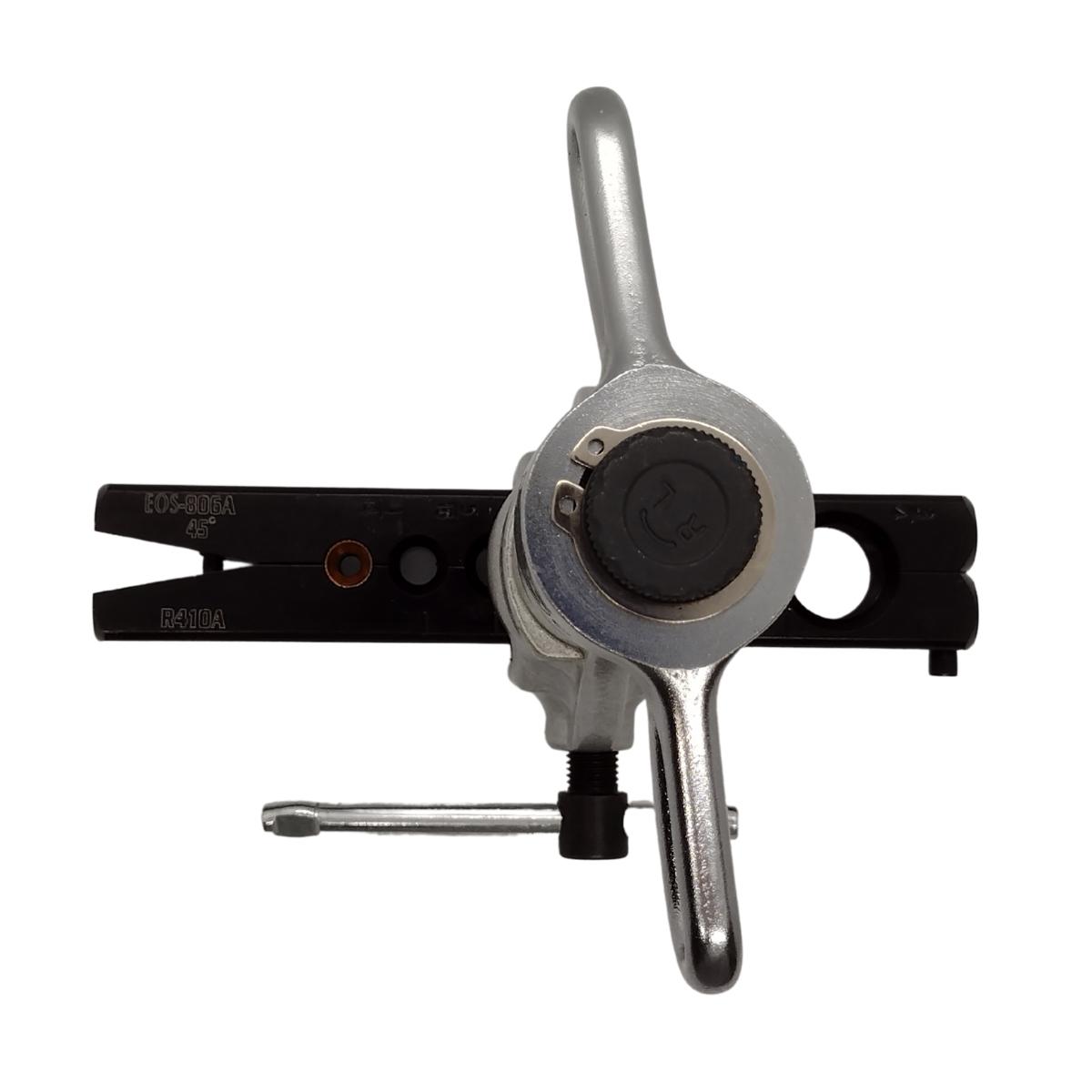 Flangeador de Tubos com Catraca 1/4 a 3/4 Excentrico Eos-806A