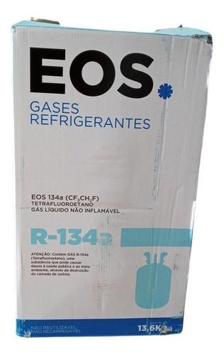 Gás Refrigerante R134a Botijão 13,6kg EOS
