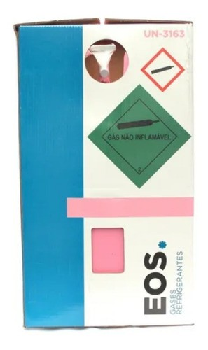 Gás Refrigerante R410a Botijão 13,6kg EOS