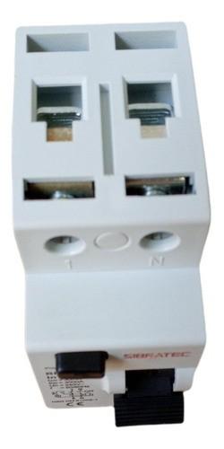 Interruptor Diferencial Dr Bipolar 40A 30ma 240v